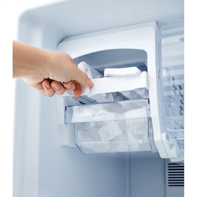 Geladeira Panasonic Frost Free 435l Aço Escovado - NR-BT51PV3X