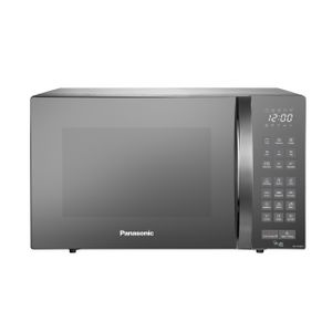 Forno de Micro-ondas Panasonic Style Grill 30l Acabamento Em Inox NN-GT68HSRU