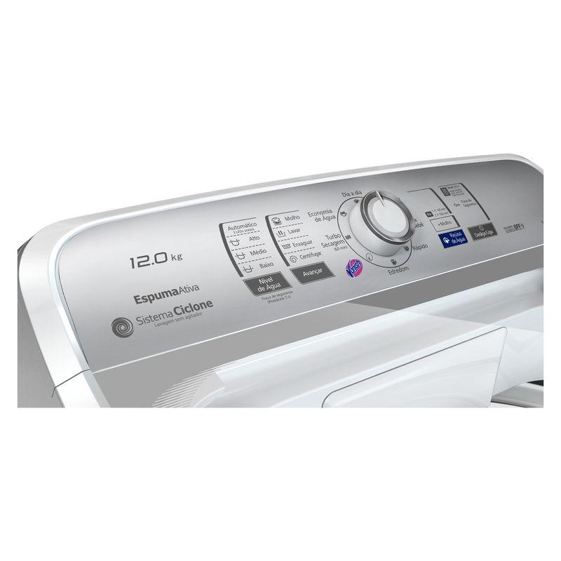 Máquina de Lavar Panasonic 12 Kg Branca - NA-F120B1W