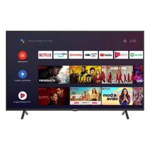 Android TV Panasonic 4K Ultra HD LED - TC-55HX550B