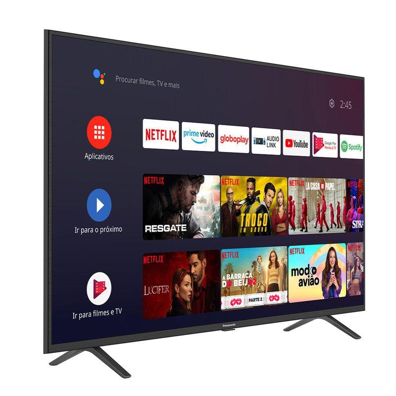 TV PANASONIC 4K ULTRA HD LED TC-50HX550B